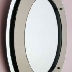 The image for Valerie Wade Mw481 Double Circle Mirror Fontana Arte 04