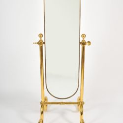 The image for Valerie Wade Mw657 1970S Free Standing Mirror 02