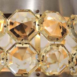 The image for Valerie Wade Crystal Gem Set Chandelier 05 Dibs L