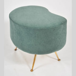 The image for Valerie Wade Two Upholstered Stools 02
