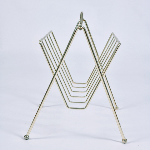 Us Brass Magazine Rack 4