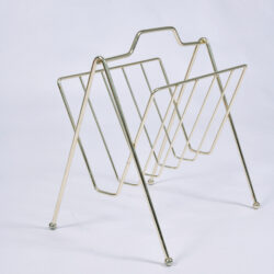 The image for Us Brass Magazine Rack 2