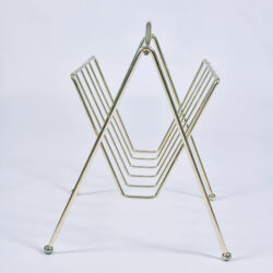 The image for Us Brass Magazine Rack 4