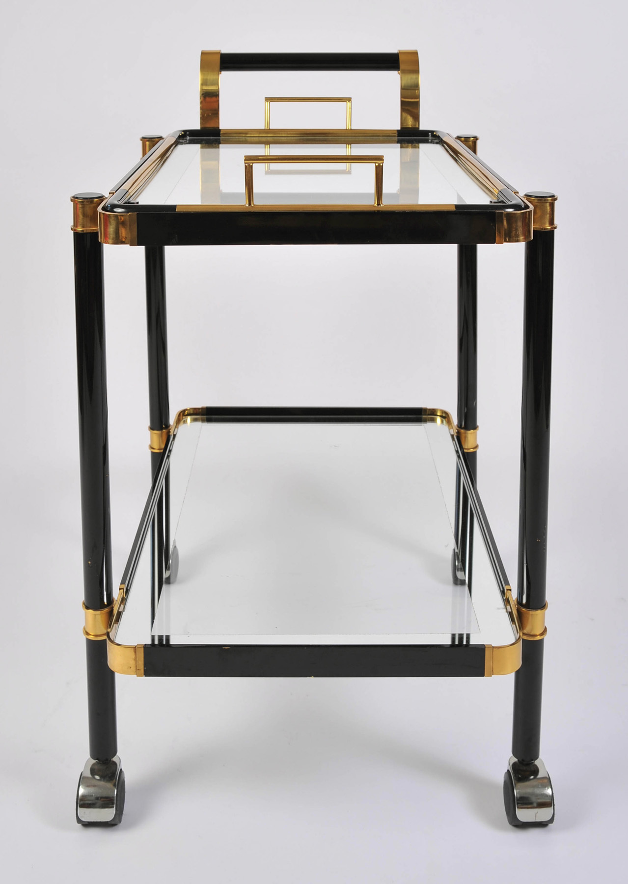 Black Drinks Trolley 02