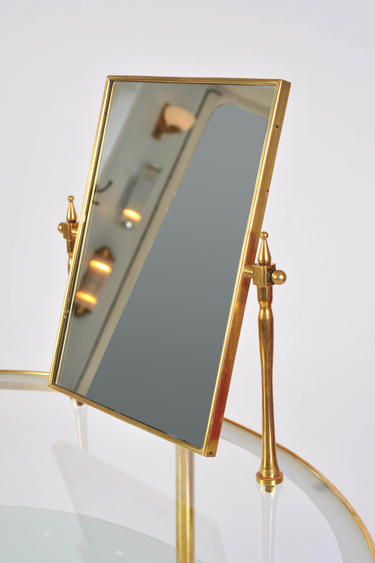 Brass Dressing Table 05