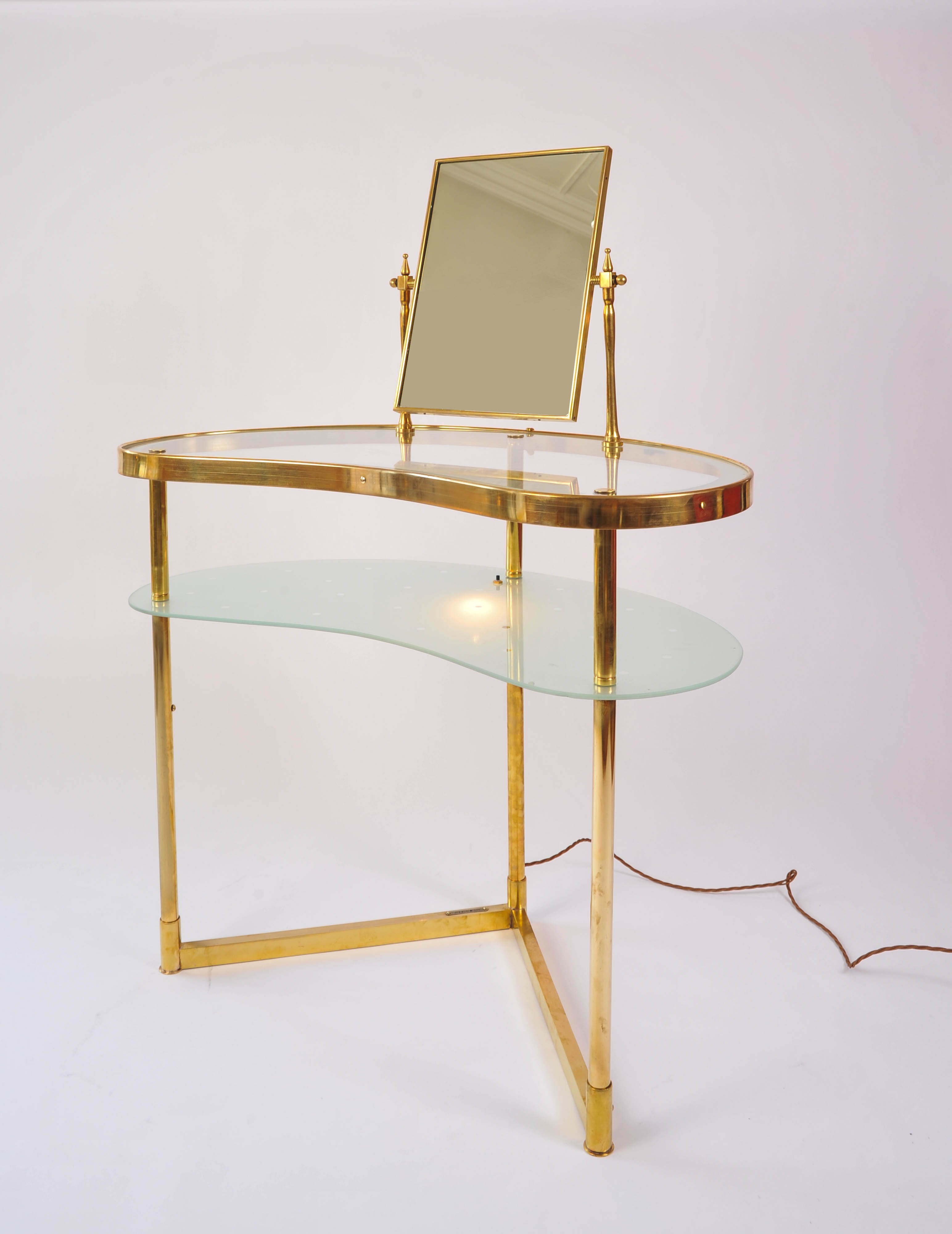 Brass Dressing Table 06