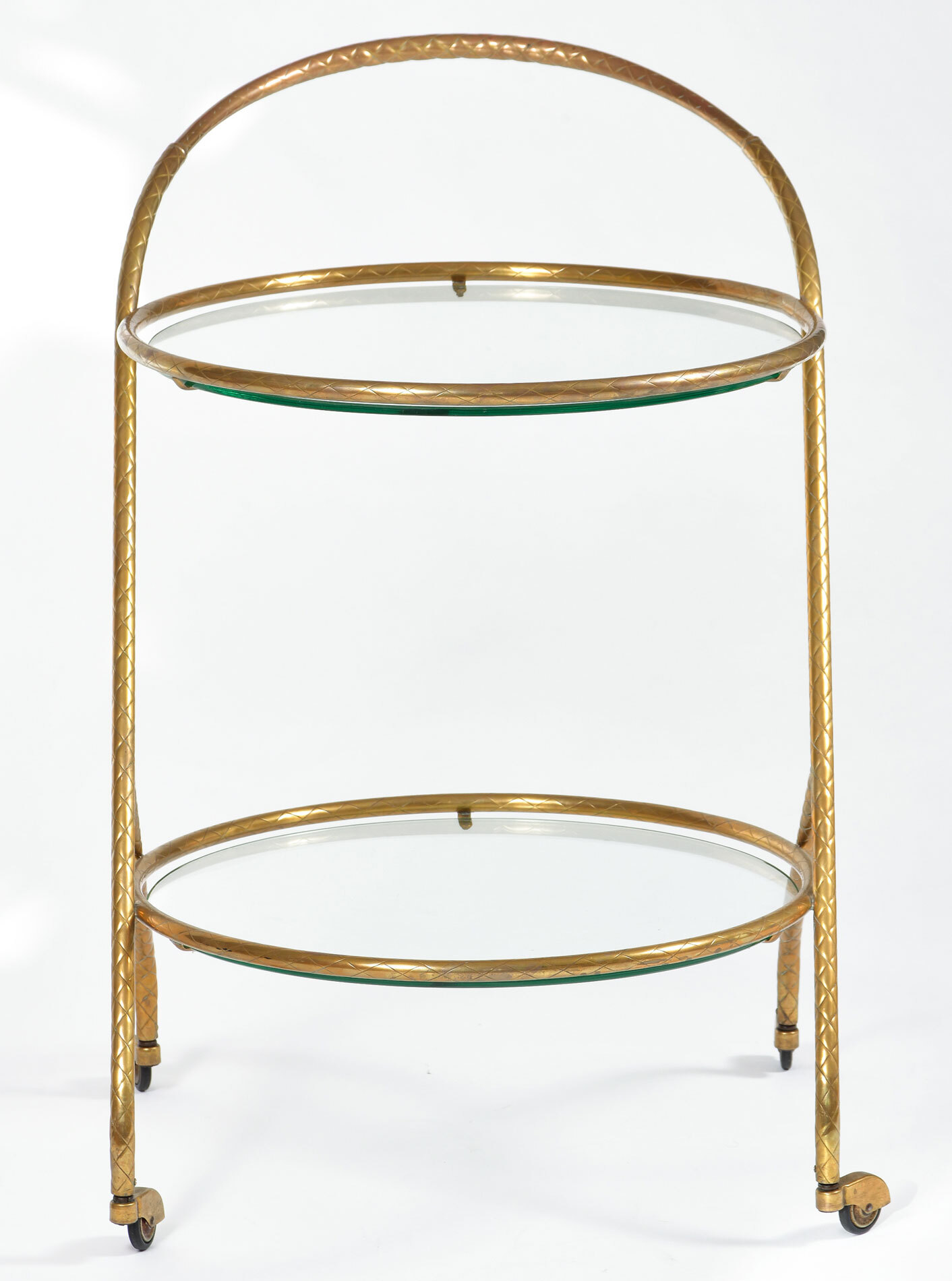 Circular Drinks Trolley 03
