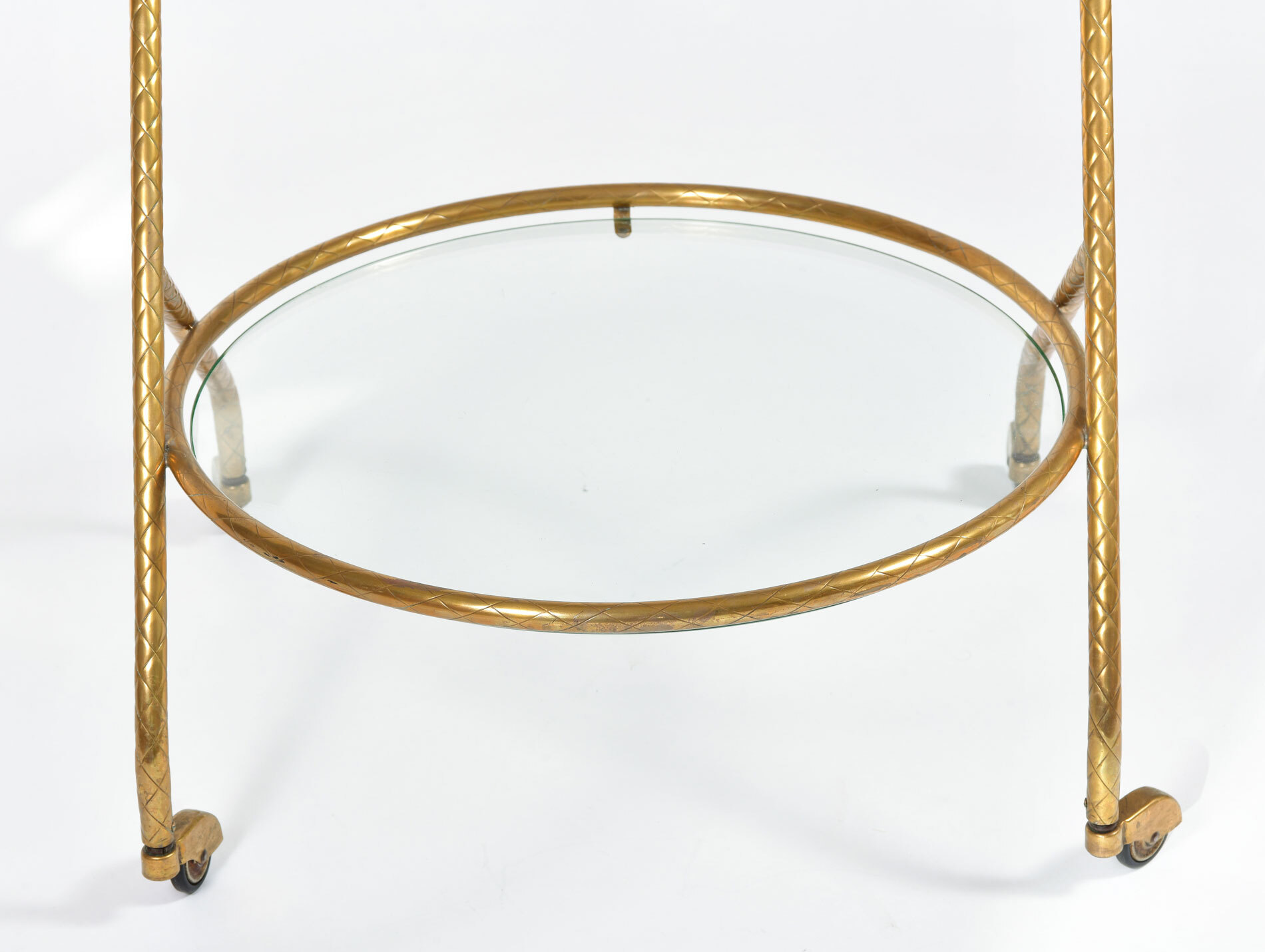 Circular Drinks Trolley 05
