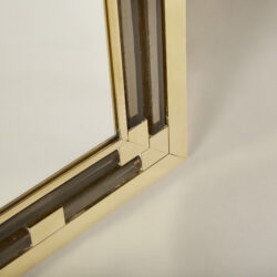 The image for Gold Glass Mirror 0159 V1