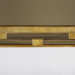 The image for Gold Glass Mirror 0166 V1