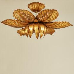 The image for Palm Leaf Pendant Light 0115 V1