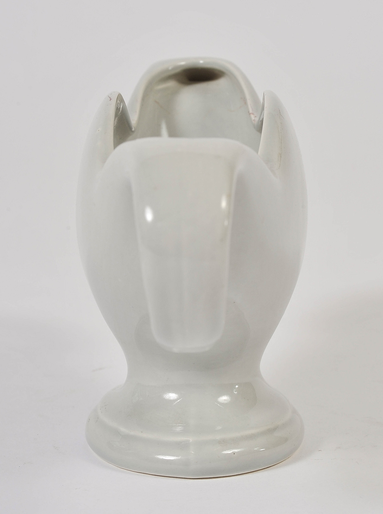Fulham Vase Blue Grey Detail3