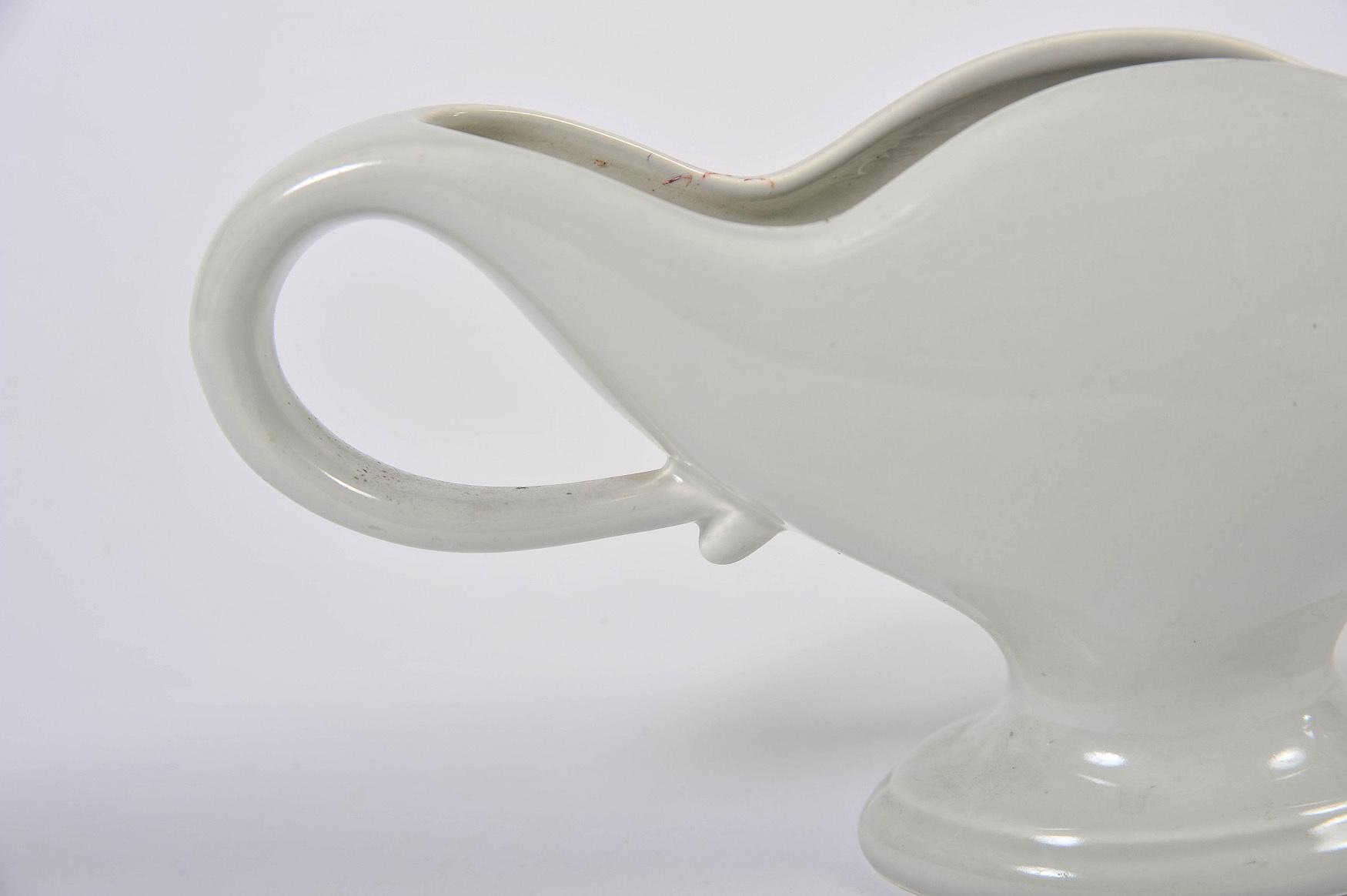 Fulham Vase Blue Grey Detail4