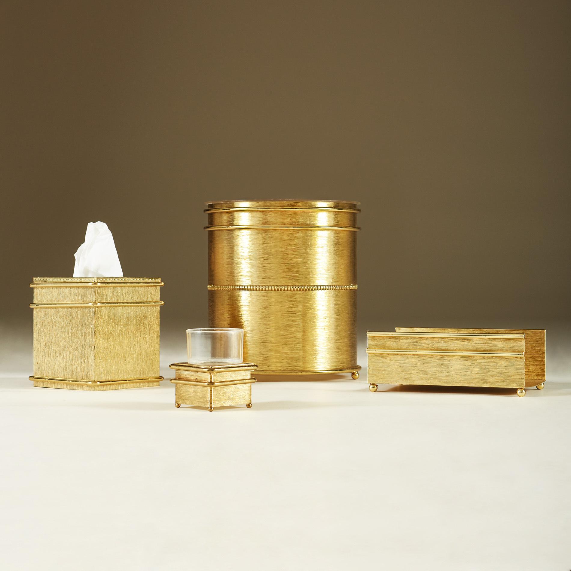 Gold Bathroom Set 189 V1