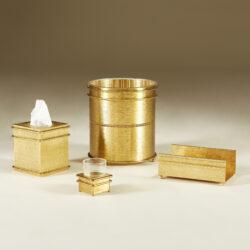 The image for Gold Bathroom Set 186 V1
