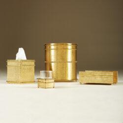 The image for Gold Bathroom Set 189 V1