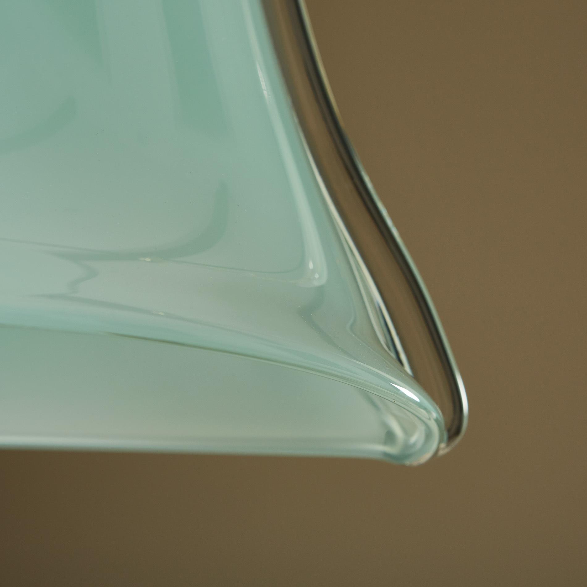 Turquoise Murano Pendants 245 V1