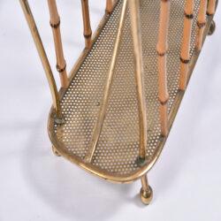 The image for Italian Bamboo Magazine Rack 4 Final