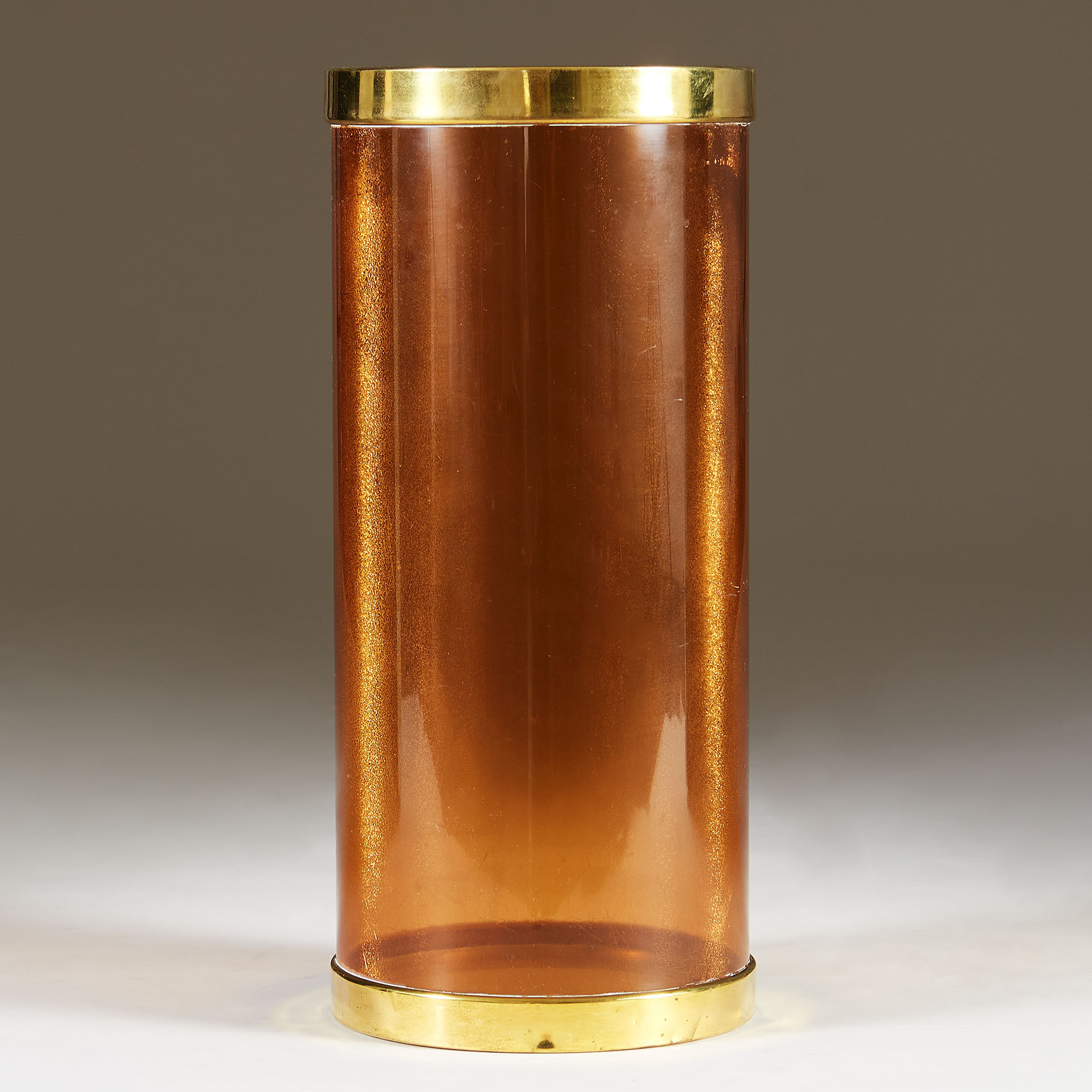 Italian Gold Umbrella Stand 0055