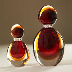 The image for Red Perfume Bottles 20210427 Valerie Wade 4 0223 V1