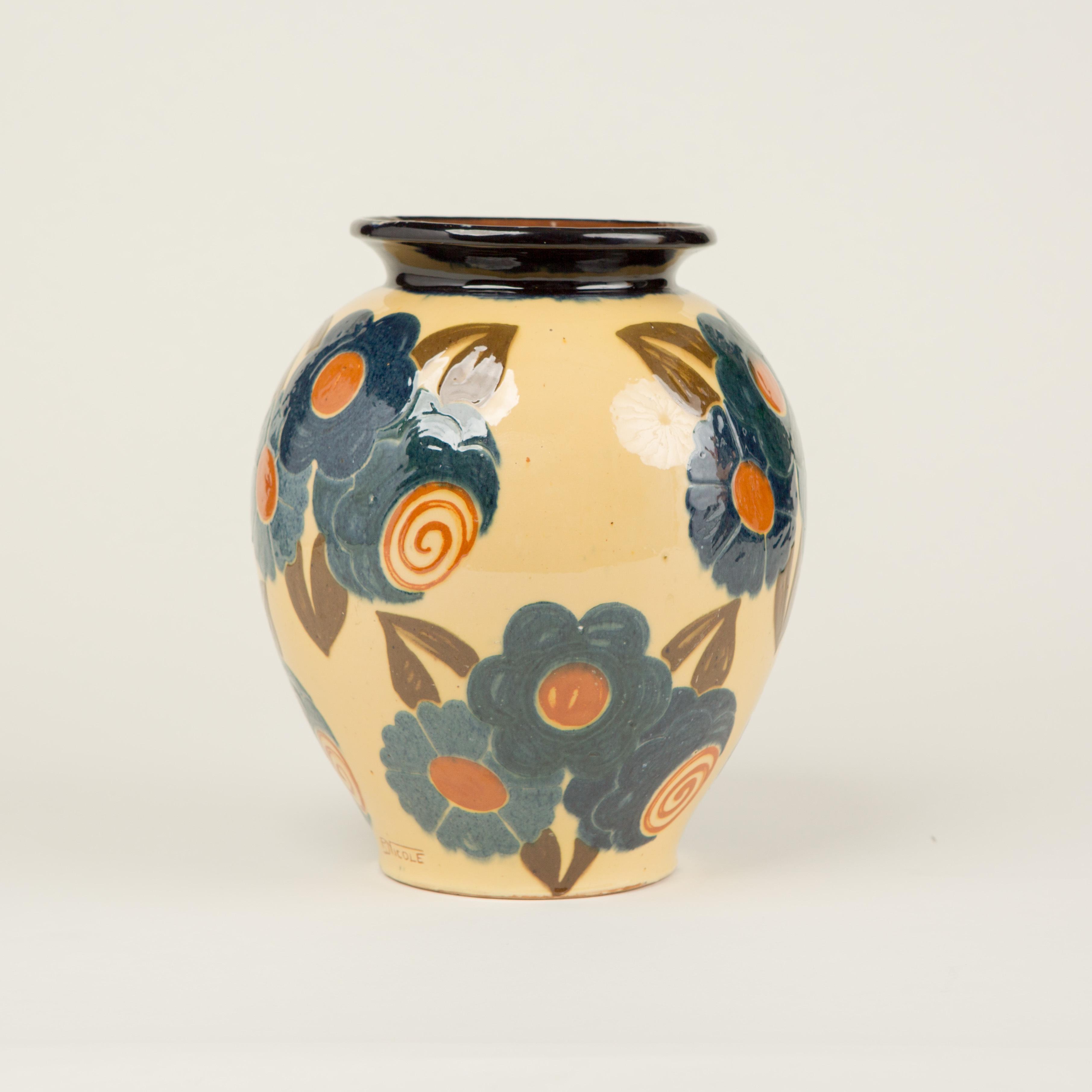Ceramic Flower Vase 1