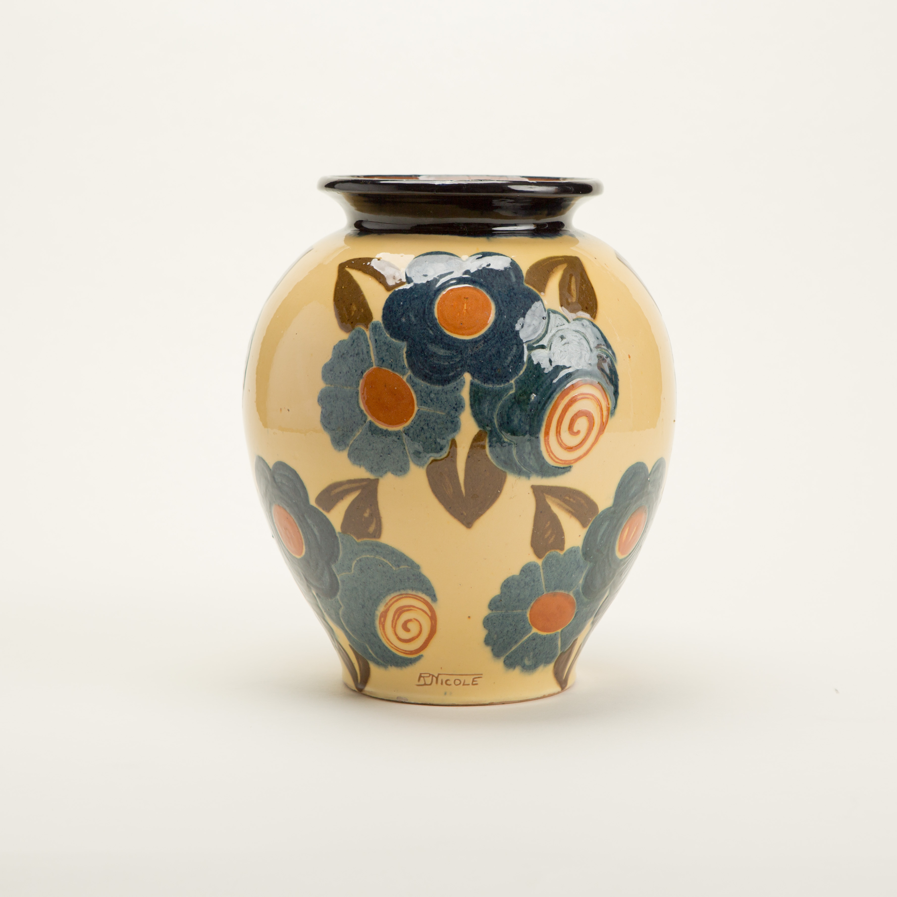 Ceramic Flower Vase 3