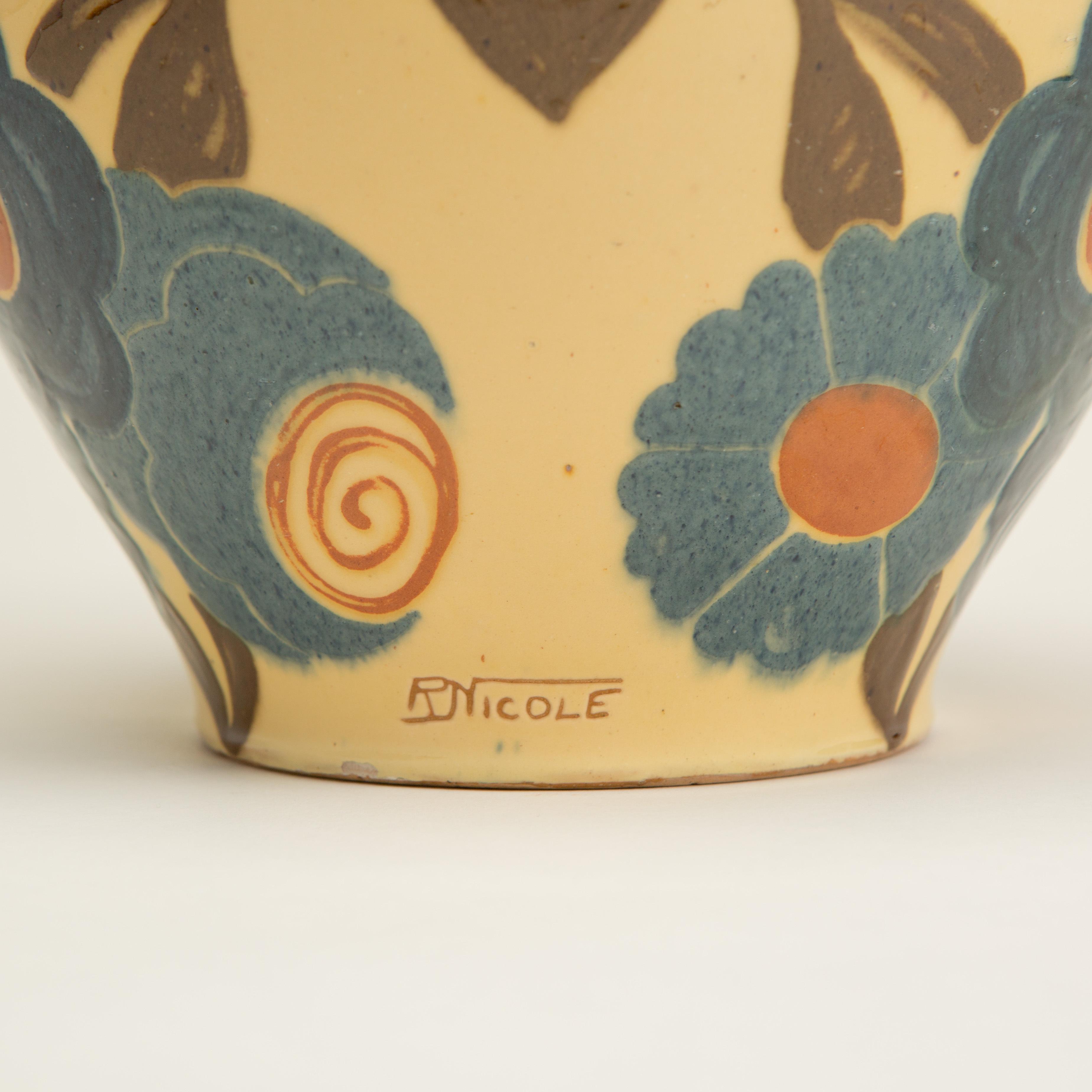 Ceramic Flower Vase 5