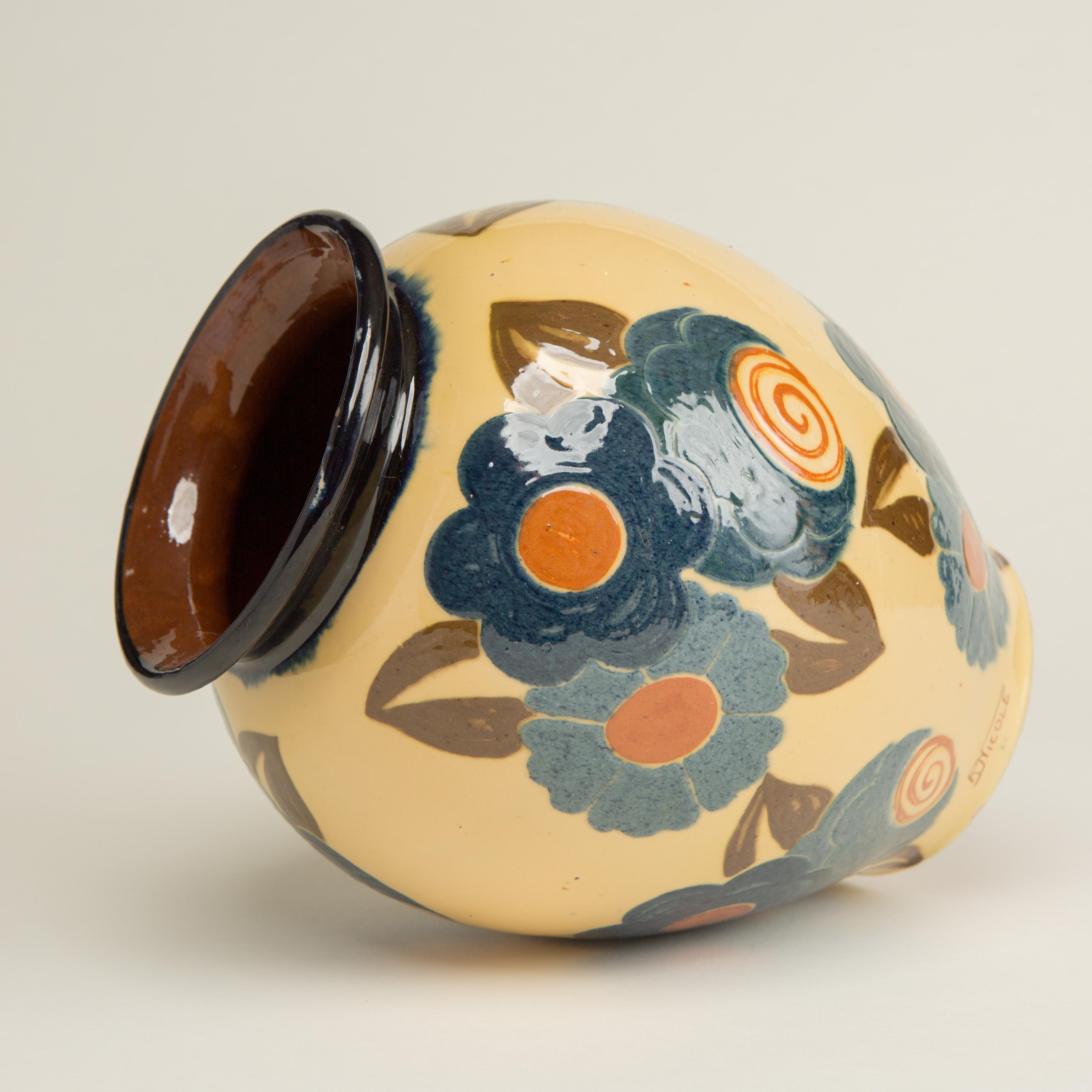 Ceramic Flower Vase 6