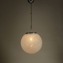The image for Italian Swirl Ball Lamp 0096 V1
