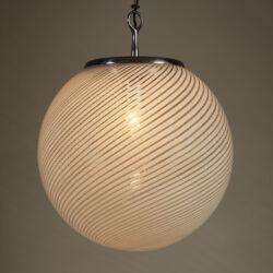 The image for Italian Swirl Ball Lamp 0098 V1