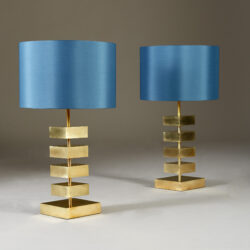 The image for Luigi Stacked Table Lamps 20210225 Valerie Wade 2 197 V1