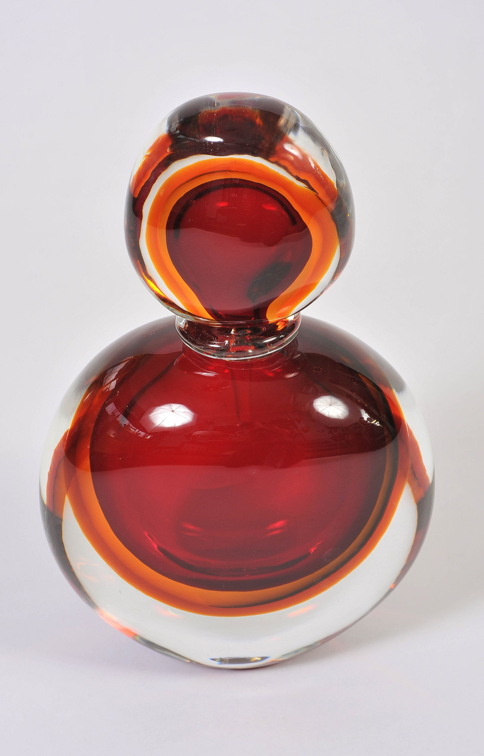 Murano Bottle Large2