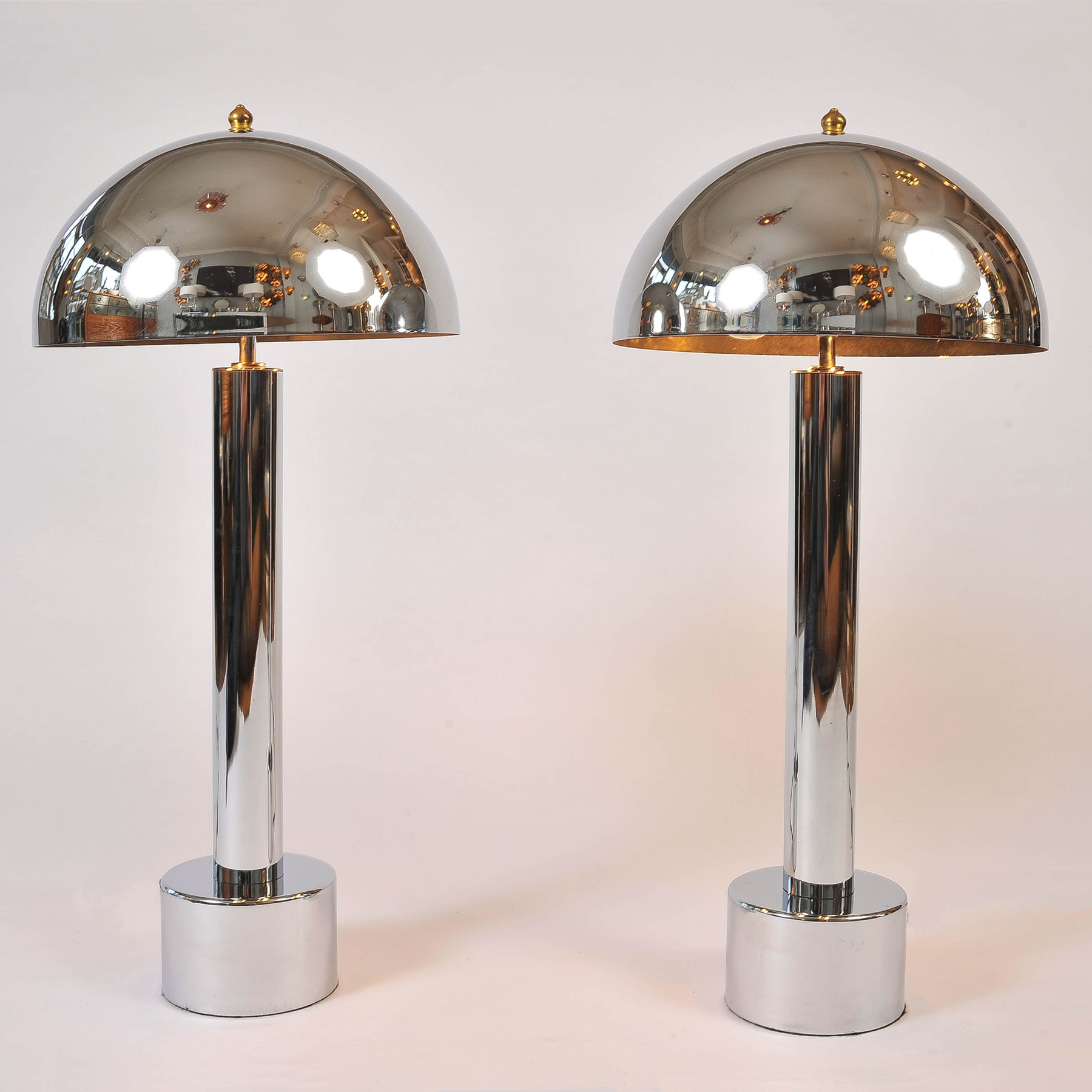 Mushroom Table Lamps Main