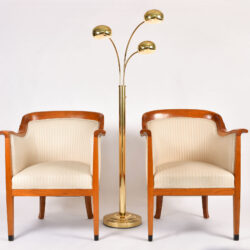 The image for Pair Armchairs 02