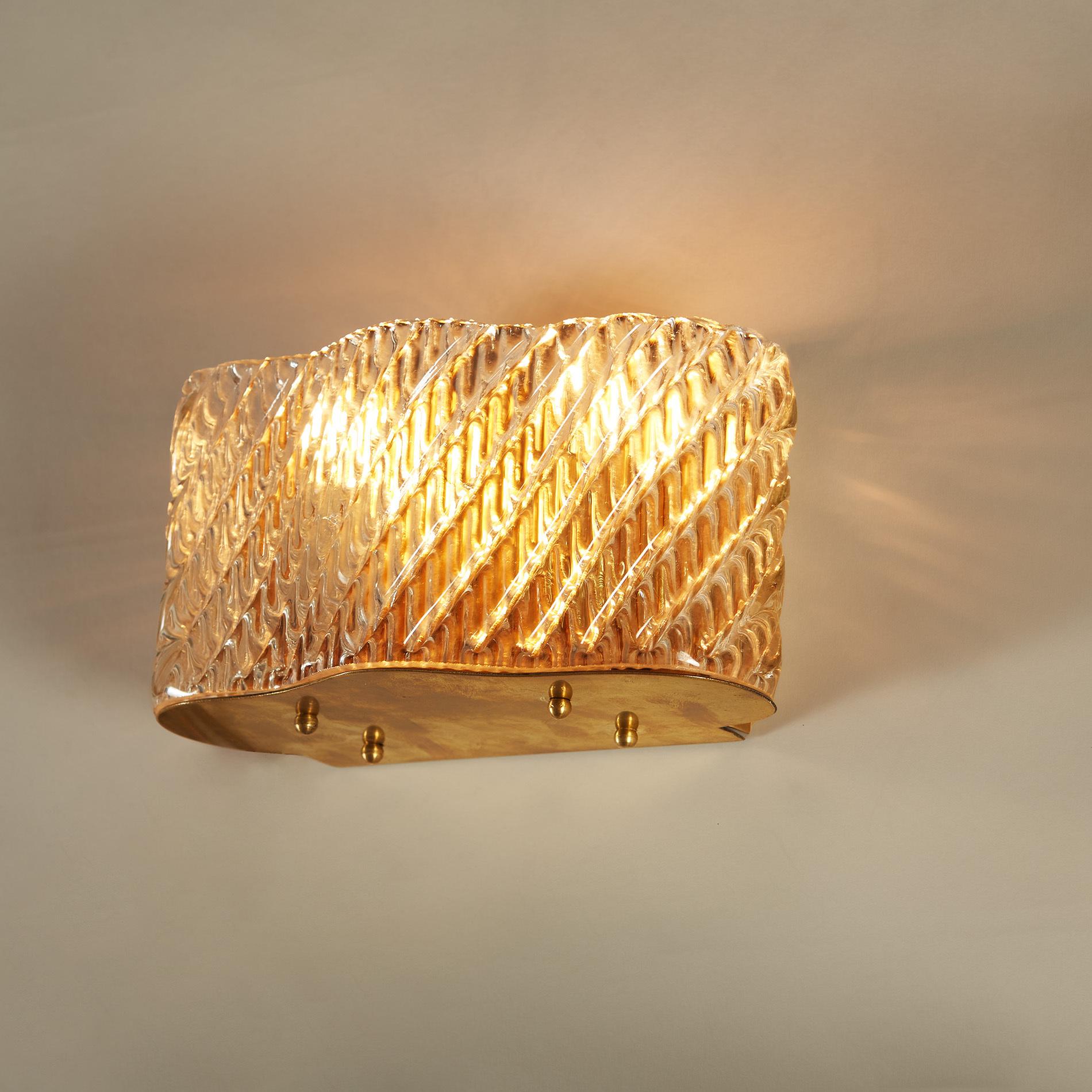Seguso Diagonal Glass Wall Lights 20210427 Valerie Wade 4 0284 V1