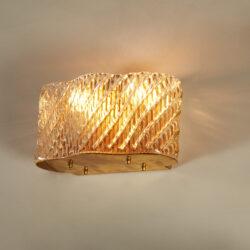 The image for Seguso Diagonal Glass Wall Lights 20210427 Valerie Wade 4 0284 V1