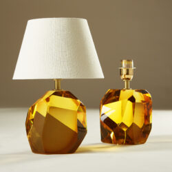 The image for Amber Rock Lamp 20210225 Valerie Wade 3 047 V1
