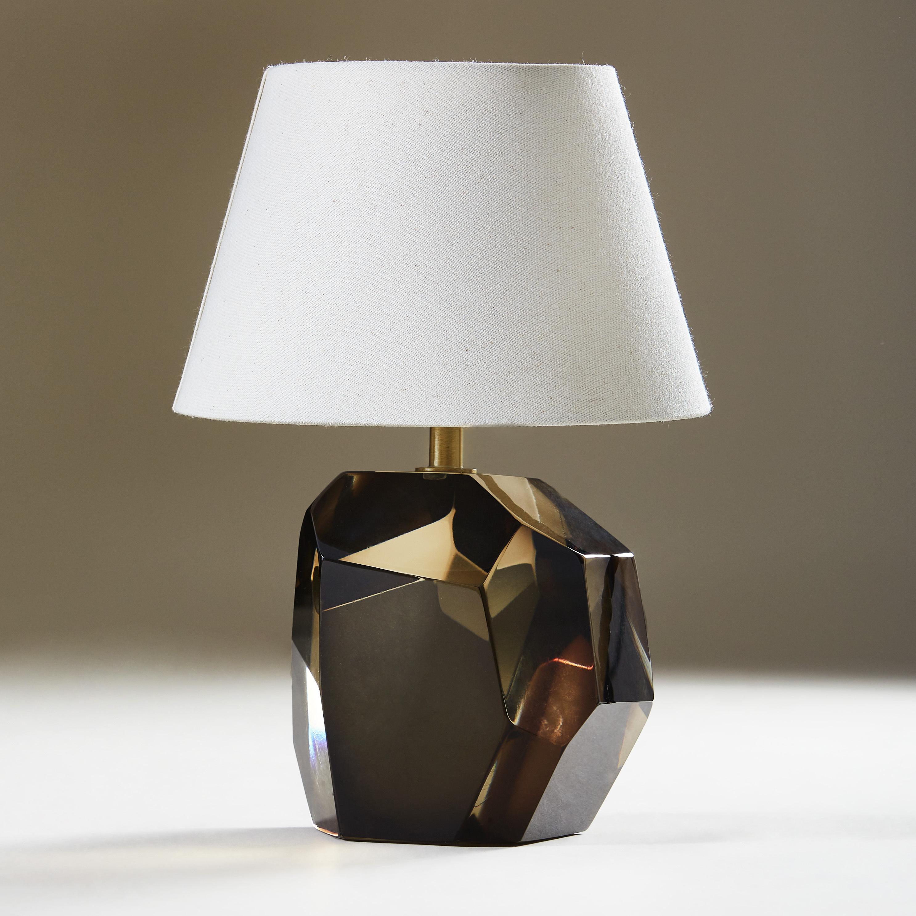 Bronze Rock Lamp 252 V2