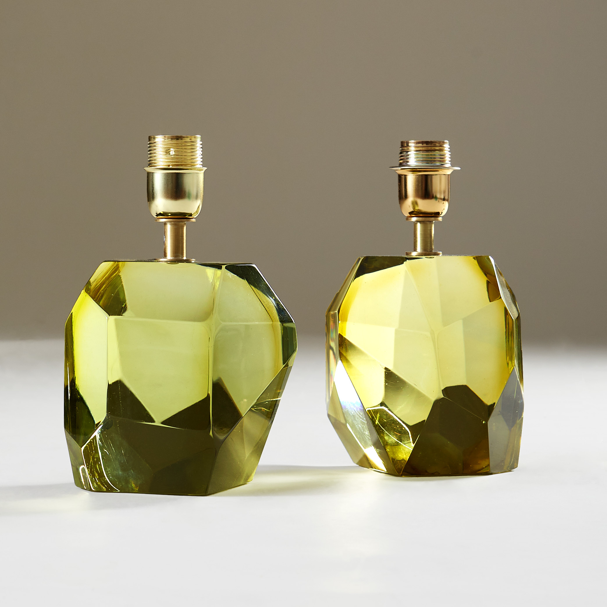 The image for Citrine Yellow Rock Lamp 20210225 Valerie Wade 2 238 V2