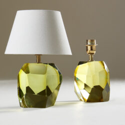 The image for Citrine Yellow Rock Lamp 20210225 Valerie Wade 2 237 V2