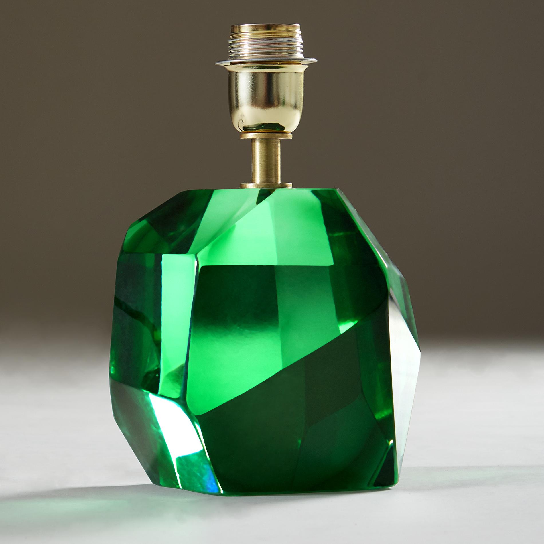 Emerald Green Rock Lamp 20210225 Valerie Wade 2 221 V1