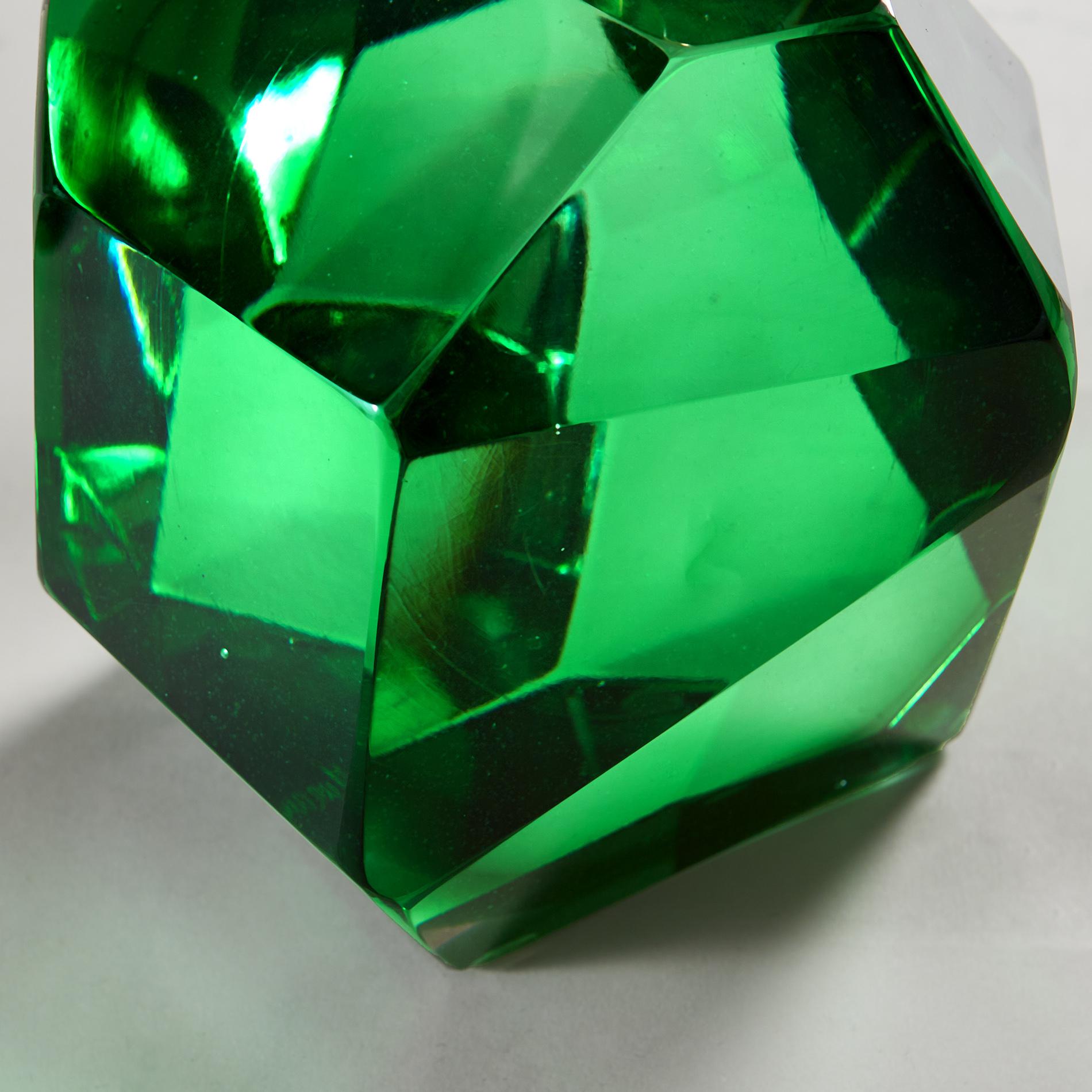 Emerald Green Rock Lamp 20210225 Valerie Wade 2 224 V1