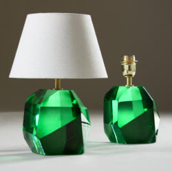 The image for Emerald Green Rock Lamp 20210225 Valerie Wade 2 218 V2
