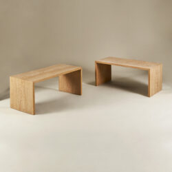 The image for Jean Michel Frank Benches 0104 V1