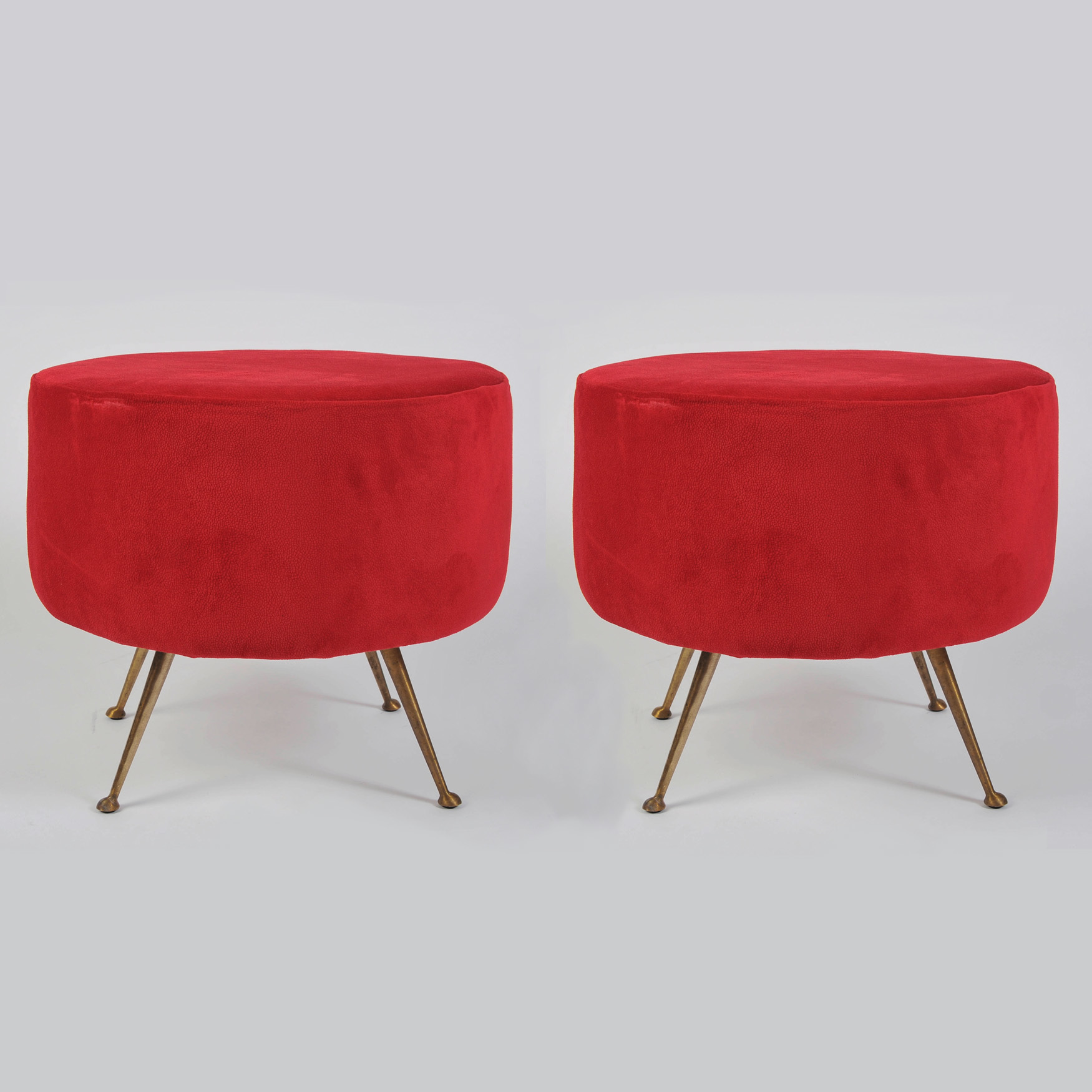 Red Stools Main