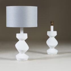 The image for White Savoy Table Lamp 117 V1