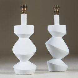 The image for White Savoy Table Lamp 121 V1