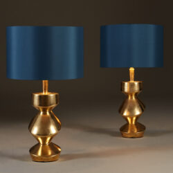 The image for Gold Savoy Table Lamp 20210225 Valerie Wade 2 137 V1