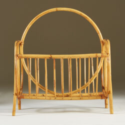 The image for Bamboo Sweidh Magainze Rack Valerie Wade 0051 V1