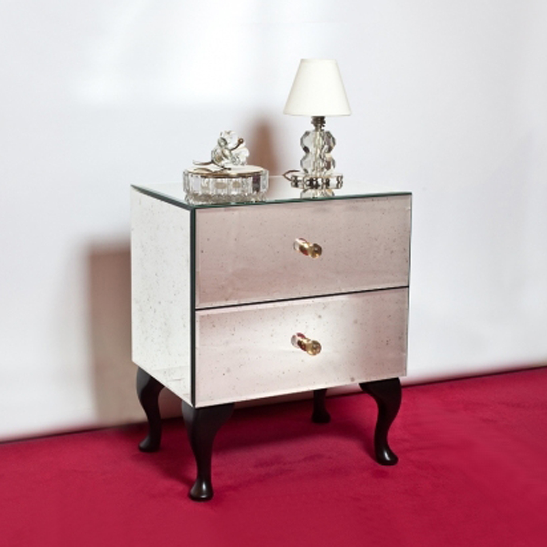 The image for Valerie Wade Fc030 Sophia Bedside Table 01